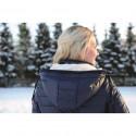 HKM vinterjakke Ashley mørkeblå