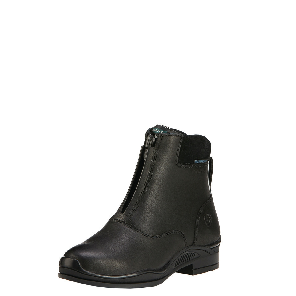 Image of   Ariat Extrem Zip Paddock H20 Insulated sort