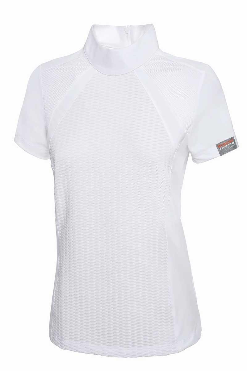 Pikeur T shirts Feline Hvid