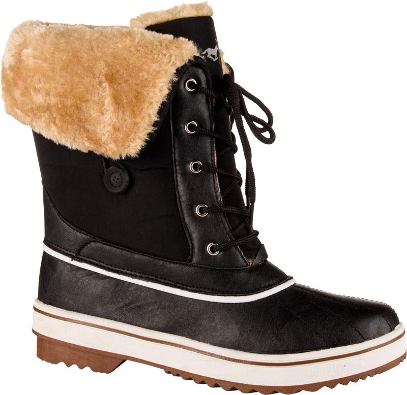 Vinter ridestøvler