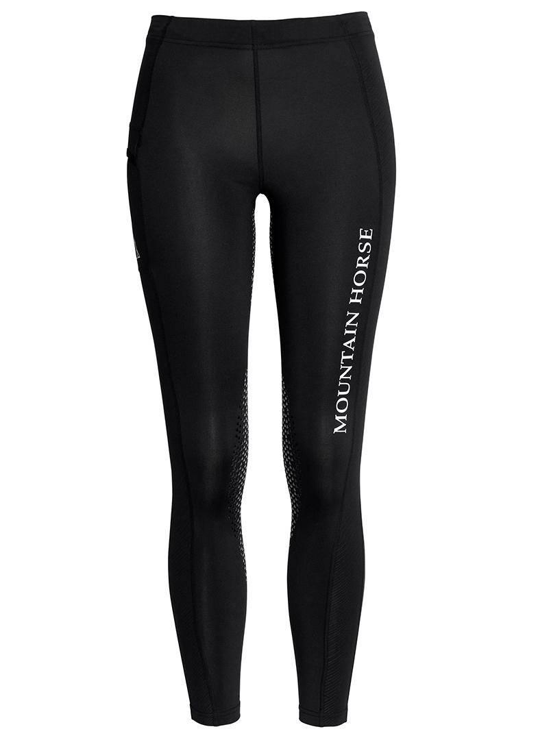 Mountain Horse Tech Tights ridebukser Sienna sort