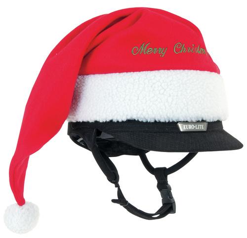 Billede af Julenissehue til hjelmen