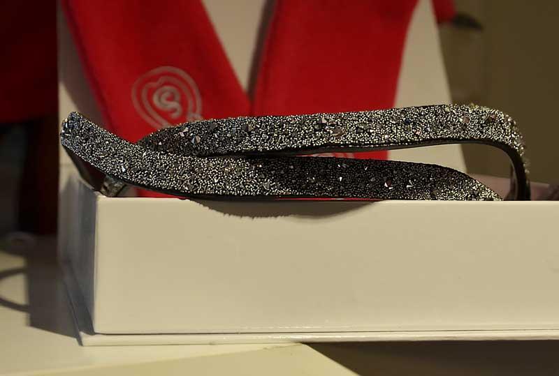 Billede af OS Pandebånd Medley crystal