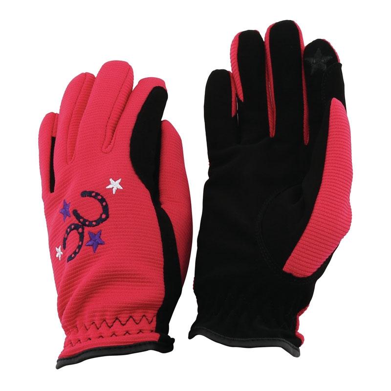 Billede af Equipage handsker til børn pink