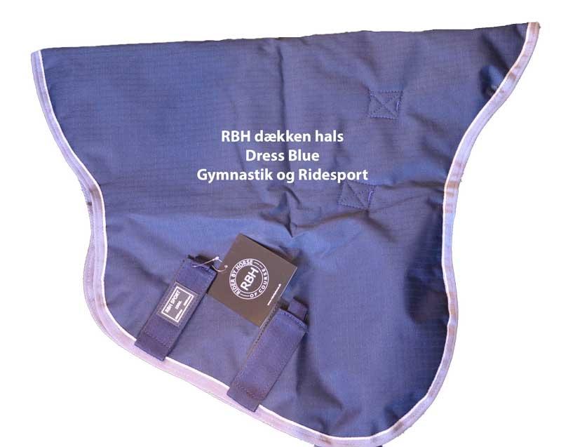 Billede af RBH dækken hals Dress Blue 150 g