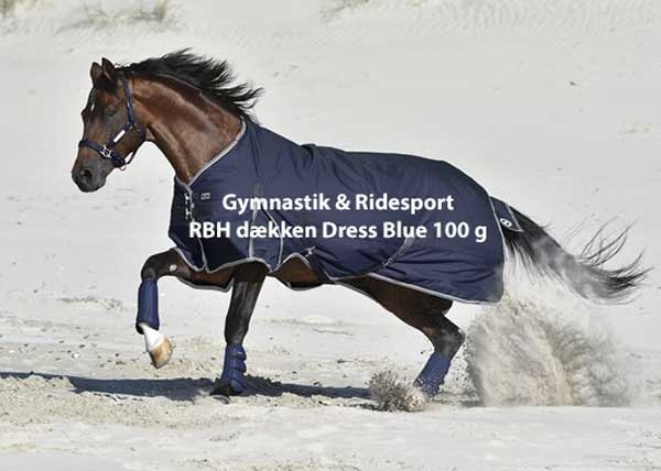 Billede af RBH regndækken Dress Blue 100 g