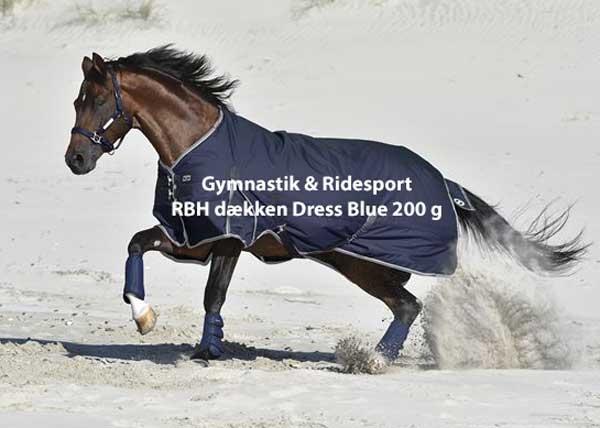 Billede af RBH dækken Dress Blue 200 g