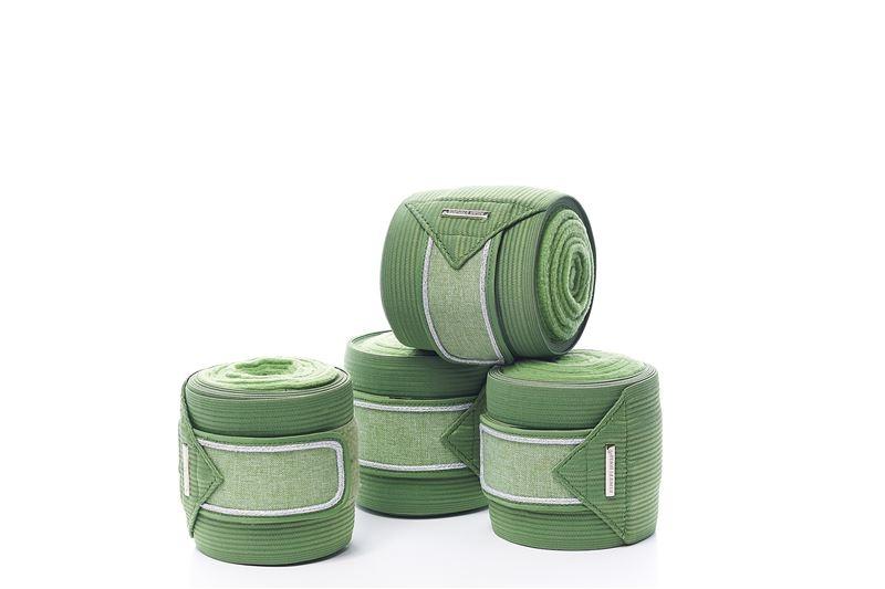 Billede af RBH bandager New Nordic fleece elastic Flourite Green