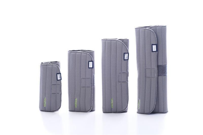 RBH bamboo bandagerunderlag grey