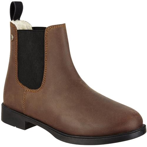 Suedwind Jodhpur støvler vinter brun