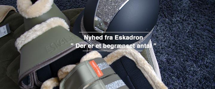 Nyt fra Eskadron 2019