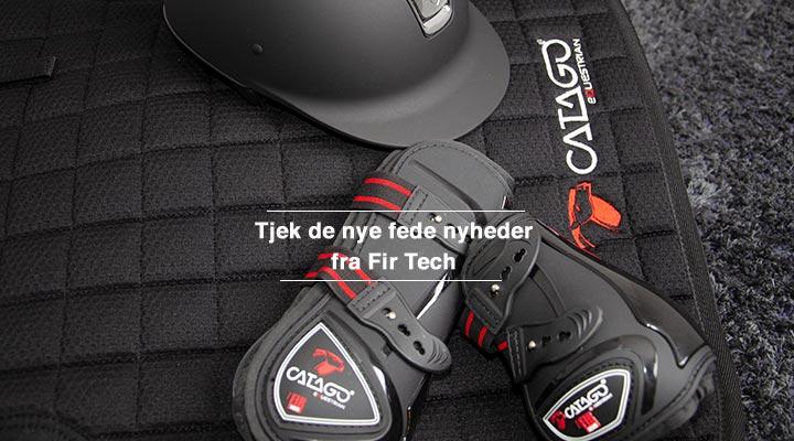 Nyt fra Fir-Tech