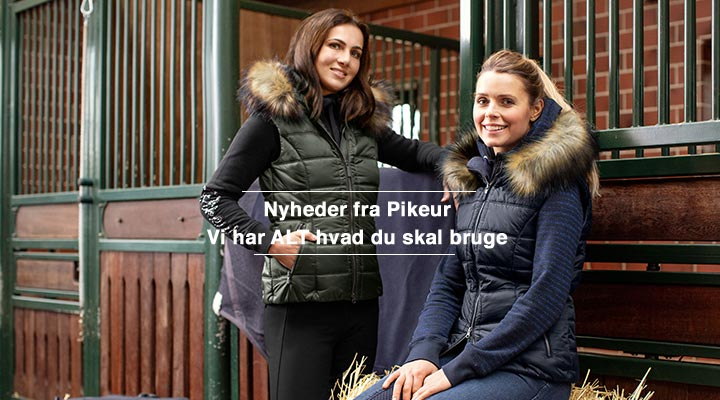 Nyt fra Pikeur 2019