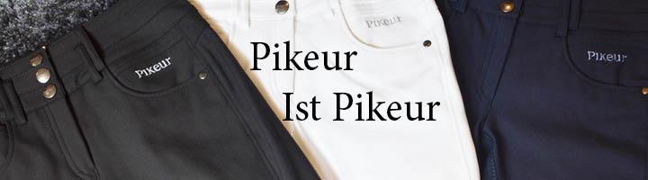 Pikeur ist Pikeur
