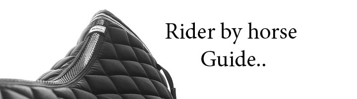 Guide over Rider by horse