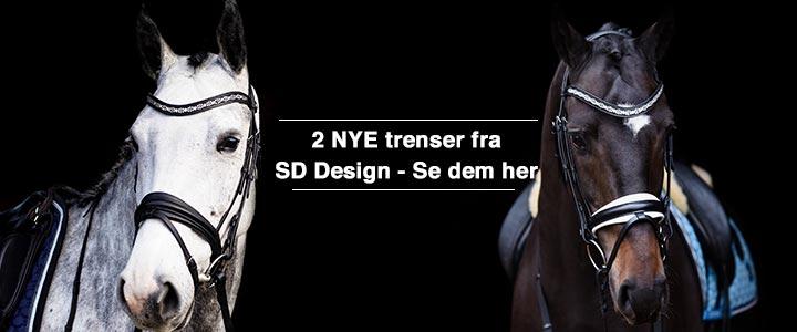 Nye trenser og pandebånd fra SD Design