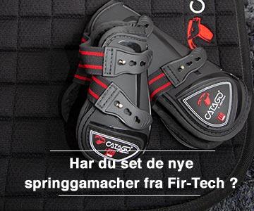 Springgamacher fra Fir-Tech