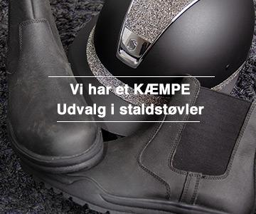 staldstøvler til alle