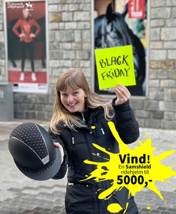 Vind en samshield til black friday værdi 5000,-