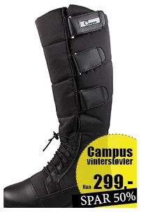 Campus vinterstøvler