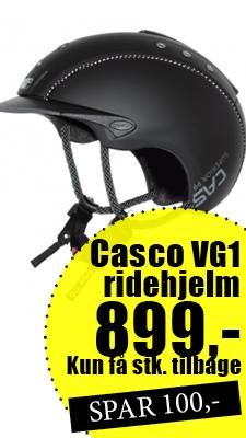 Casco ridehjelm vg1 tilbud