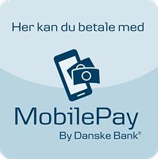Betal med Mobilepay hos Gymnastik og Ridesport