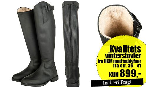 vinterstøvler fra HKM